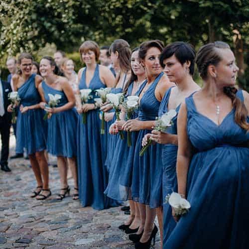 Gode råd og inspiration til dit bryllup