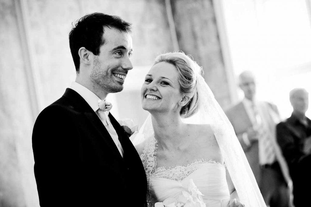 Vi er specialiseret i bryllupsfotografering