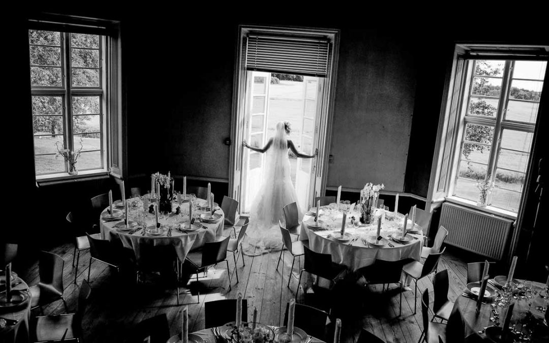 Fotograf til bryllup sjælland