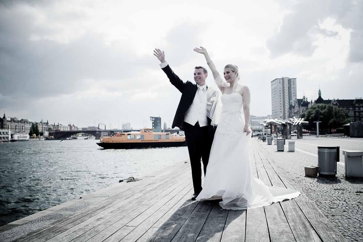 bryllupsfotografer i København
