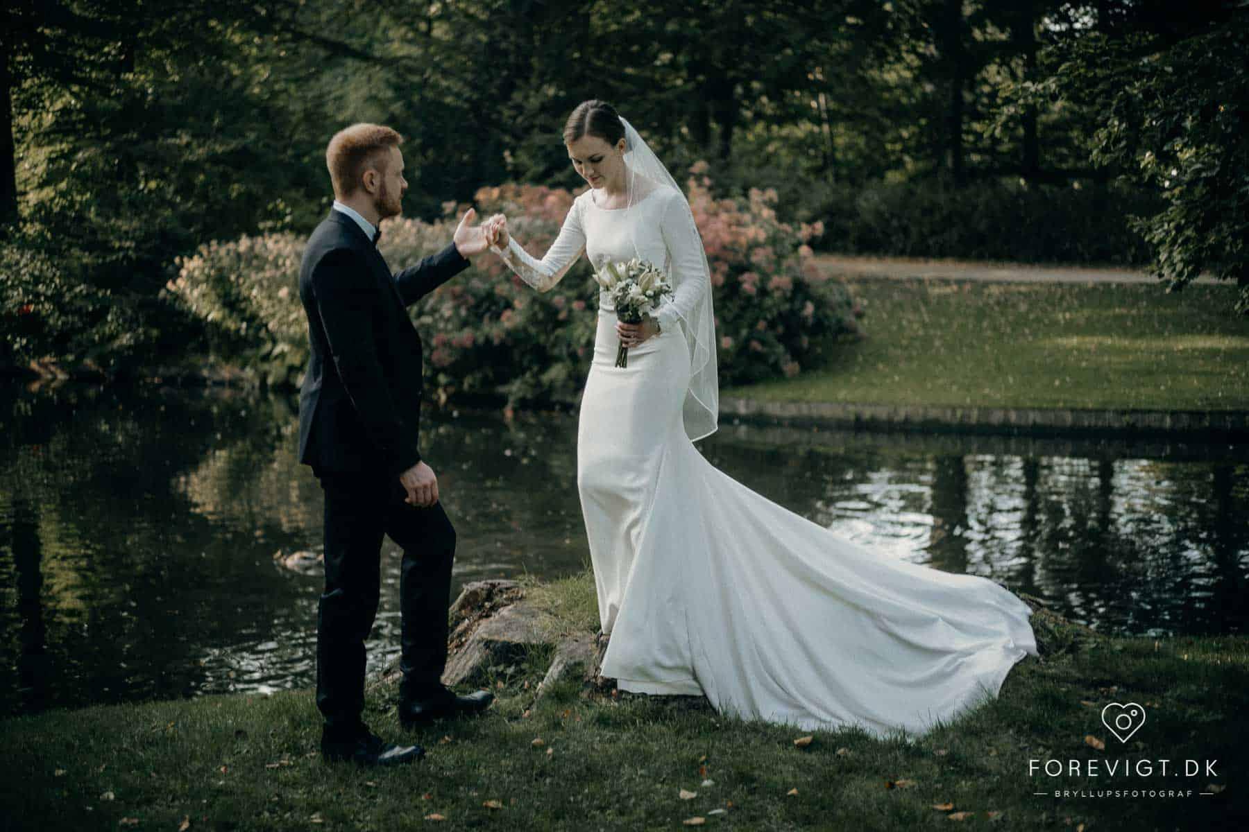 bryllupsfotograf Frederiksberg