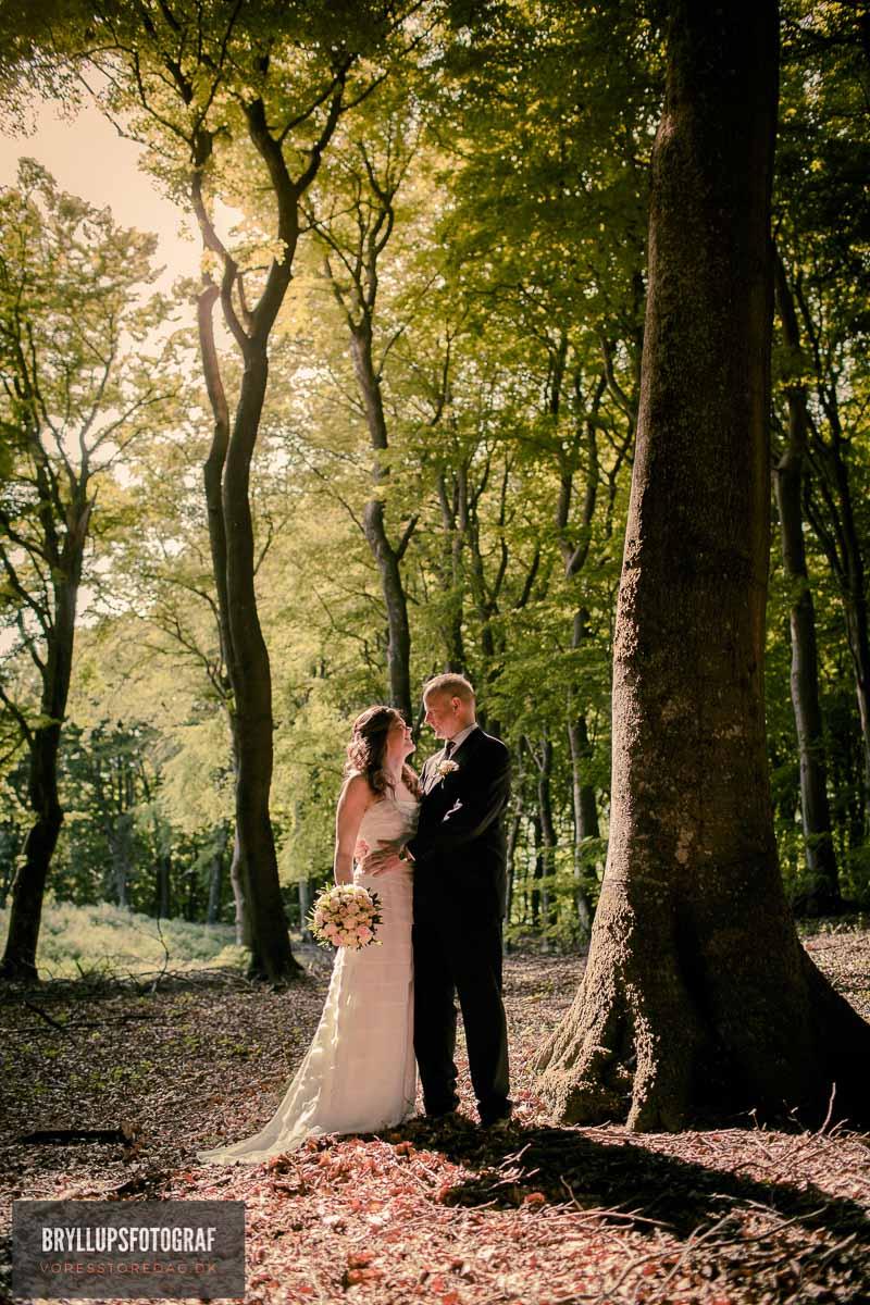 bryllupsfotografer sjælland