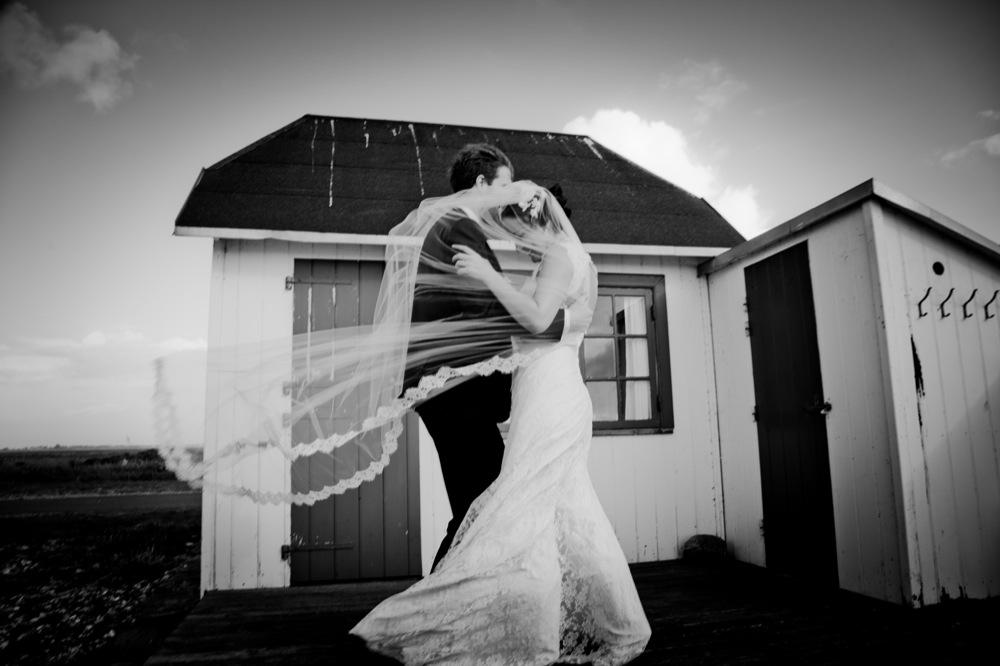 Bryllupsfoto Sjælland