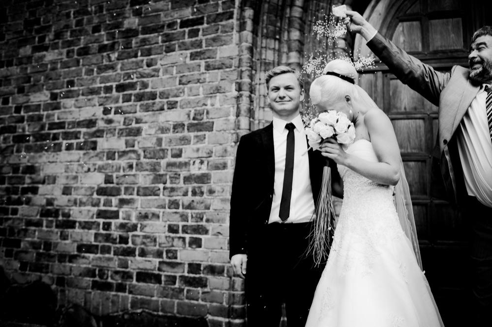 Erfaren bryllupsfotograf