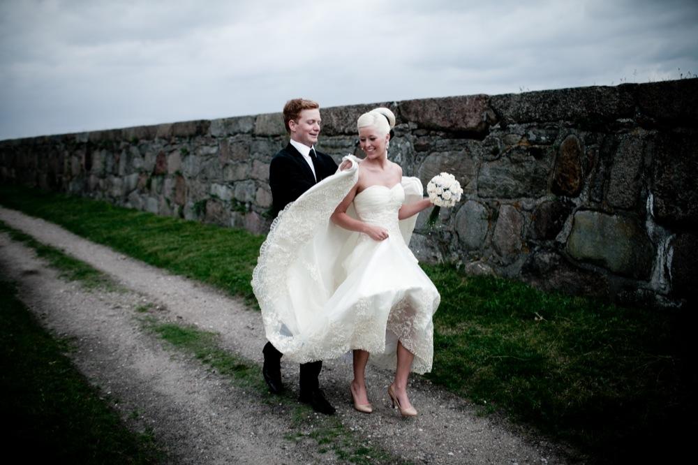 Humor og bryllupsfotografering