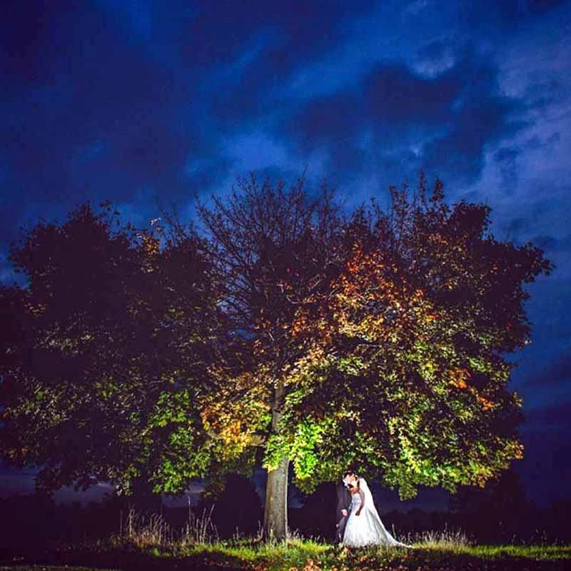 fotokunst bryllup