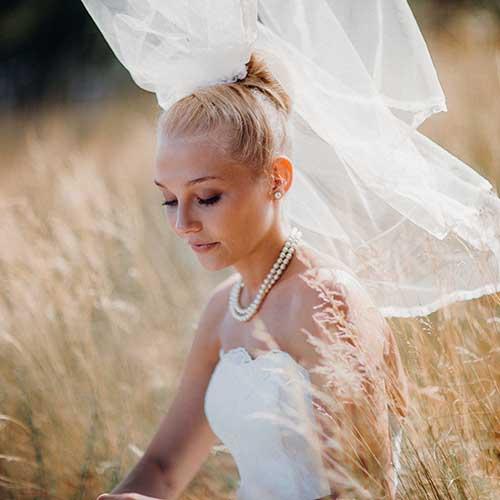 inspiration til brudekjolen