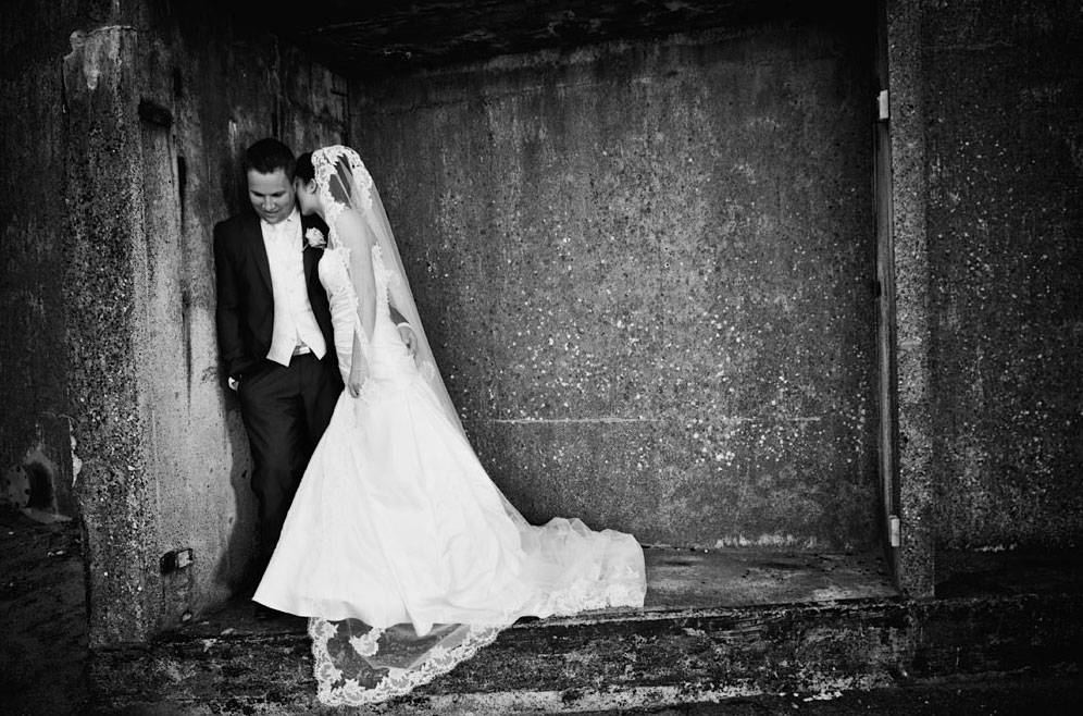 vælg en bryllupsfotograf