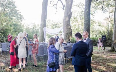 Sådan skåner I miljøet og indtænker bæredygtighed i jeres bryllupsfest