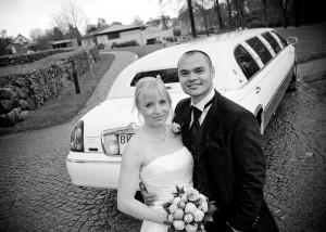 Bryllupskørsel